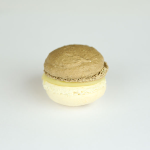 Baileys and White Chocolate Macarons