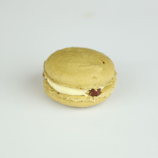 Maple Syrup and Pecan Macarons