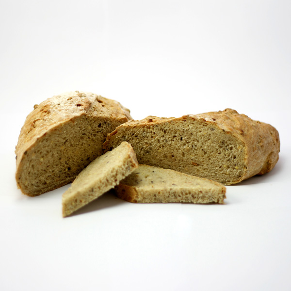 Six Cereals and Four Grains Bread