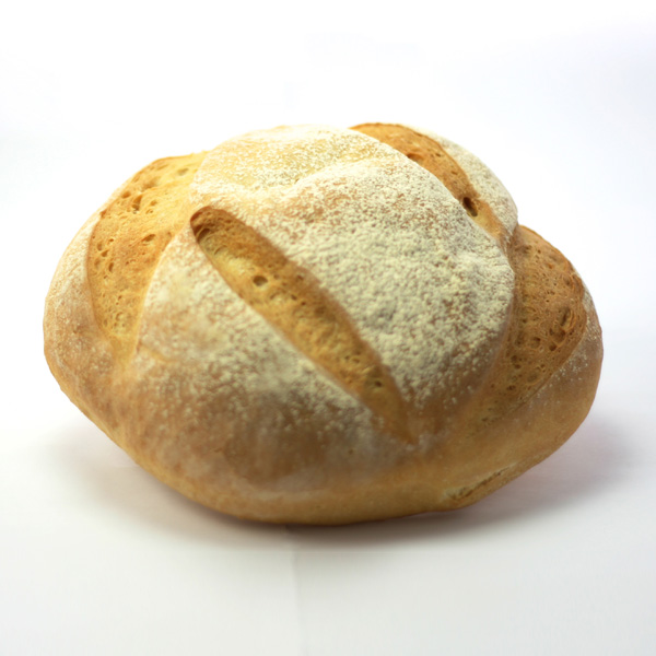 Sourdough White Bread Loaf